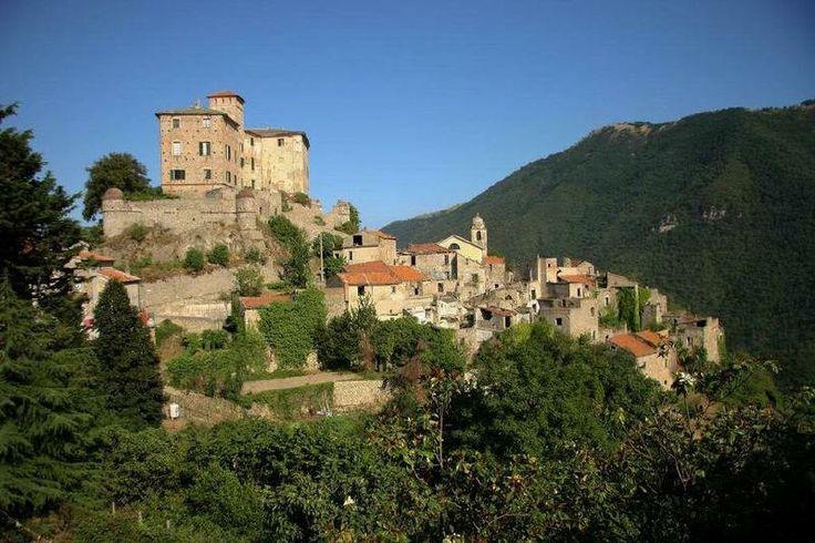 #Balestrino e il fascino del suo borgo