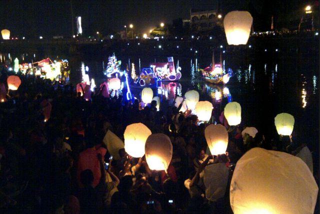 festival banjir kanal barat 2016