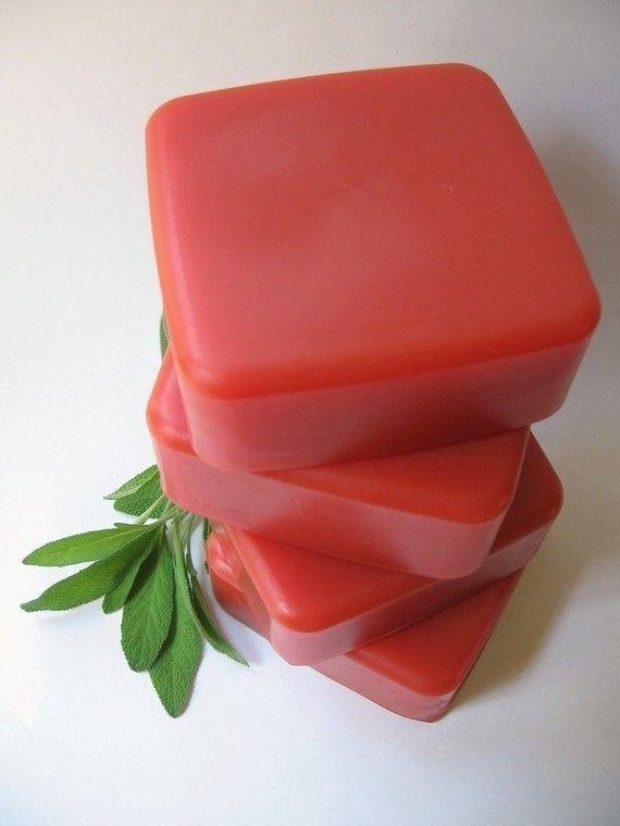 Tomato soap!
