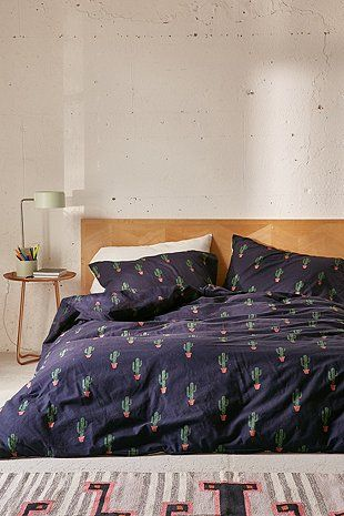 Urban Outfitters new in home, bedroom + bedding inspiration. Inspiration by UO. Click the link to shop! #homeinterior #interior #bed #bedroom