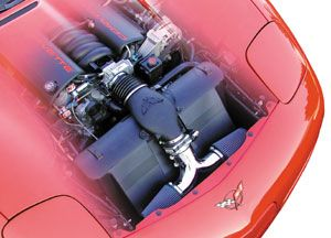 1997-2004 C5 Corvette Dual Airflow Intake System