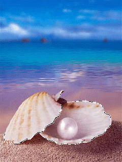 WOMAN'S  WORLD!! ❤️ shiny pearl....
