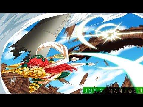 """Fairy Tail Manga 446 フェアリーテイル English """"The Land Abandoned by God"""" MangaTube - YouTube"""