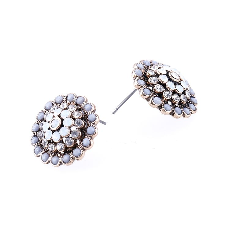 Find More Stud Earrings Information about 2017 Crystal Stud Earrings with Zircon Stone Women Birthday Gift Bijouterie Fashion Jewelry pendientes Hot selling Cute Earring,High Quality stud bolts with nuts,China stud flower earrings Suppliers, Cheap studded flat ankle boots from Yiwu zenper accessories crafts co.,ltd  on Aliexpress.com