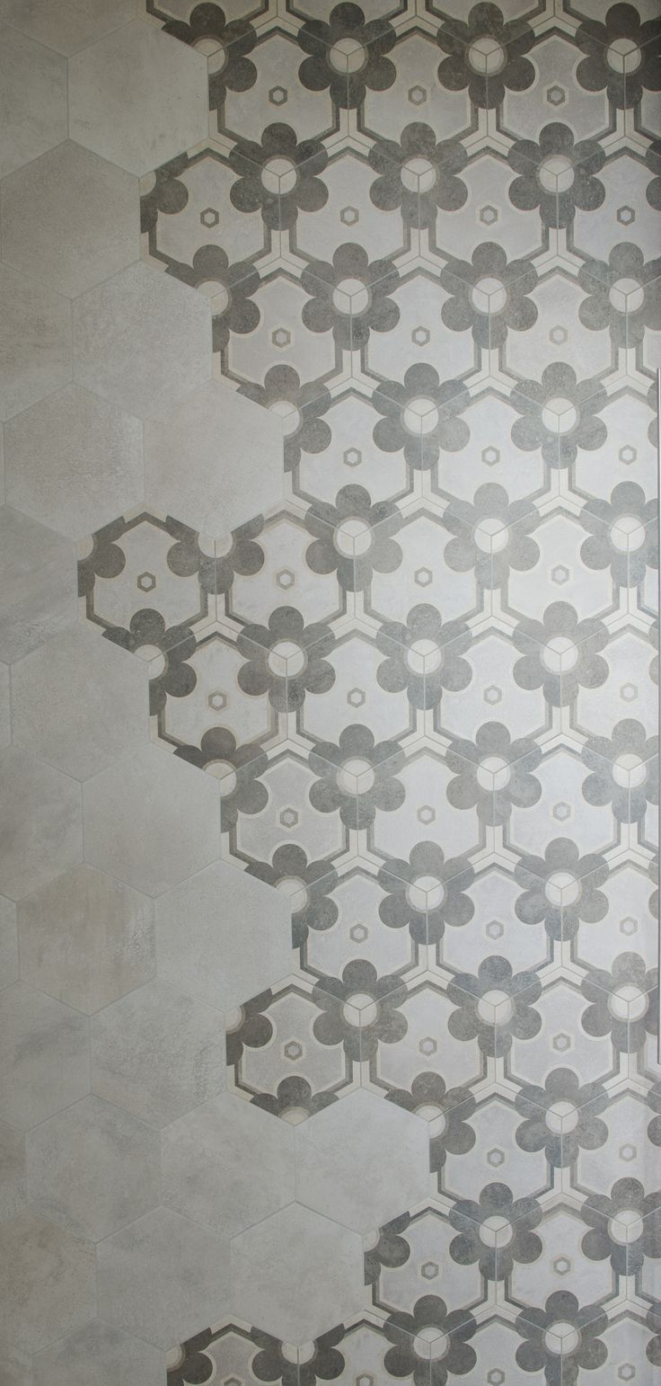 21 best images about collection rift hexagon on pinterest ceramics restaurant and van - Vives azulejos y gres ...