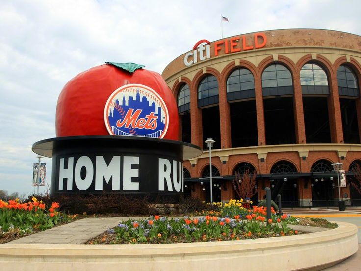 Citi Field - Home of the New York Mets (Stadium #4)