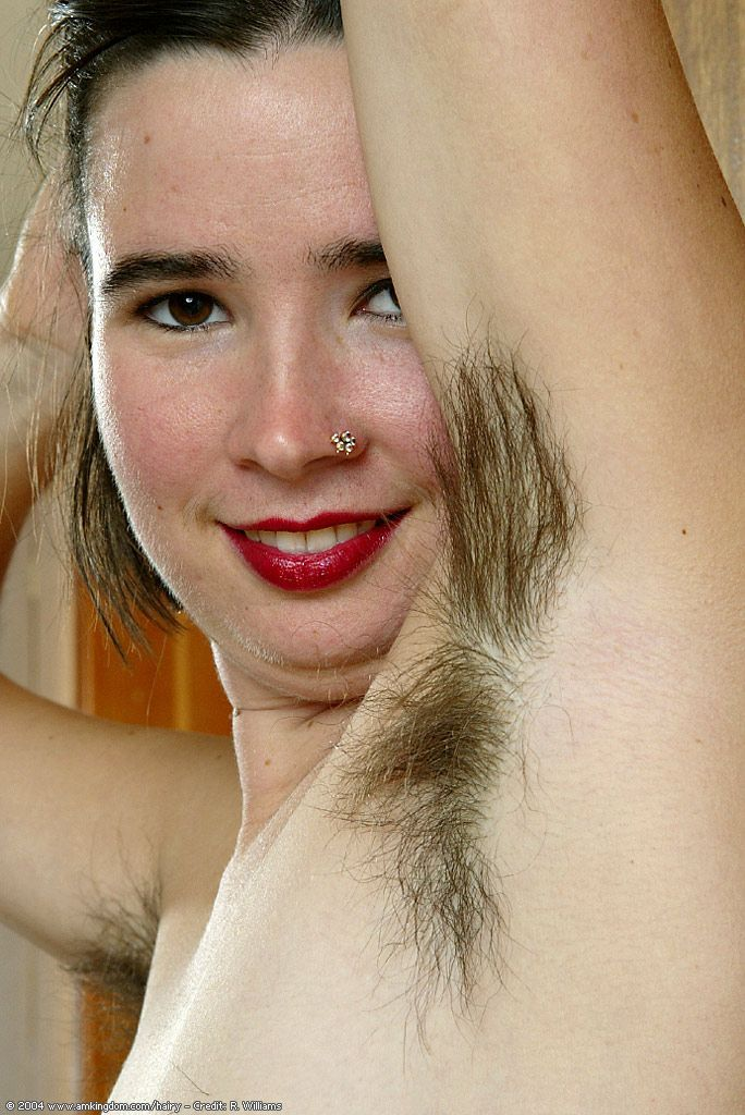 Hairy girls free
