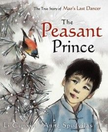 Picture Book: In a poor village in northern China, a small boy is about to be taken away from everything he's ever known. He is so afraid, but his mother urges him to follow his dreams. For soon he will become a dancer, one of the finest dancers in the world... So begins The Peasant Prince, the true story of Li Cunxin's extraordinary life. Shelf Location: PIC F LI. 1 copy.
