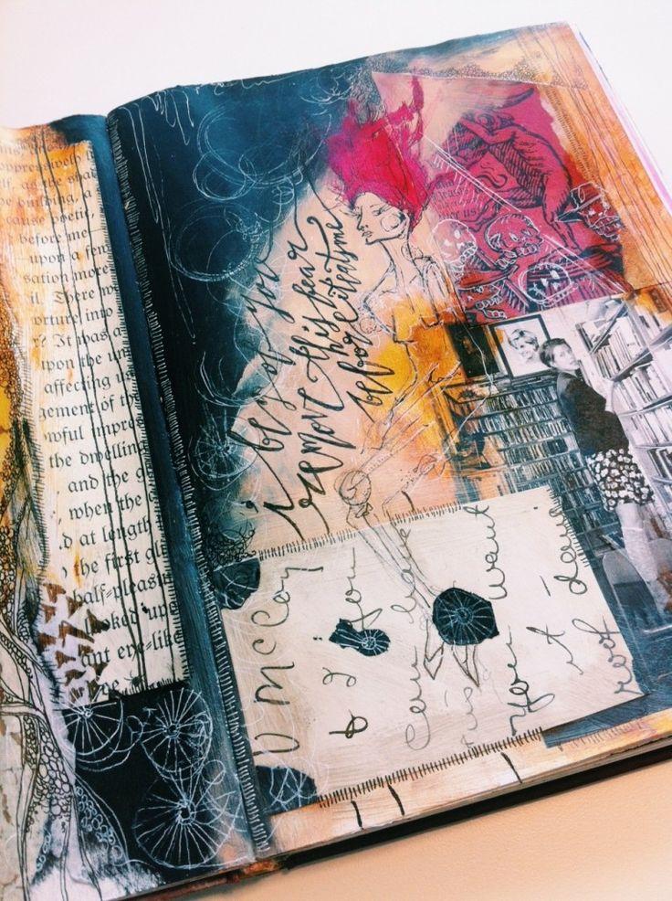 #journal #art #artjournal