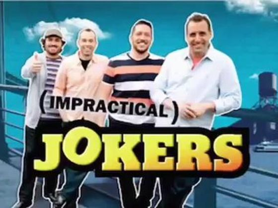 Which Joker From Impractical Jokers Are You? I got Larry