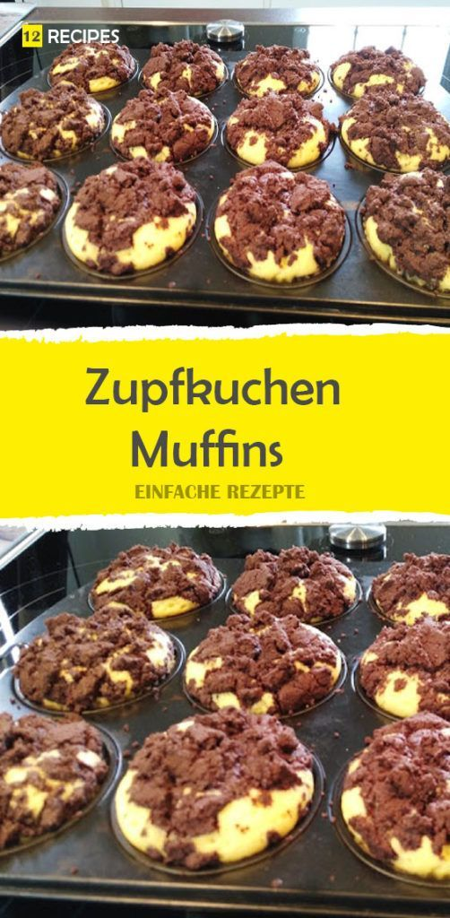 Zupfkuchen Muffins 😍 😍 😍