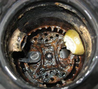 9. Garbage Disposal