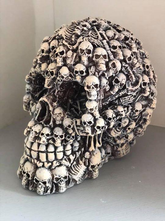 30% OFF WHEN YOU SPEND £25 or more! ENDS New Year's Eve x www.etsy.com/shop/restoredwithlove4u #skullnique #loveskulls #skull #skulls #fashion #skulllover #skeleton