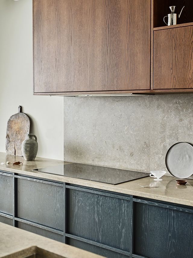 Pin By Jpatanooga On Kitchen Wood Accent Color In 2020 Kitchen