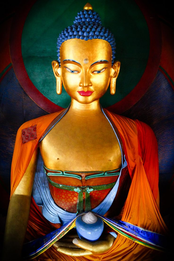 Lord Buddha by Srinivas Padma on 500px