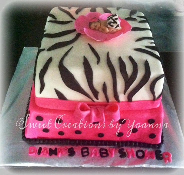 Hot Pink Zebra Bathroom Accessories: 76 Best Images About Hot Pink And Zebra Print Baby Shower