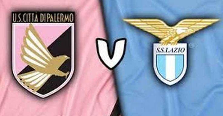 Lazio vs Palermo in diretta live streaming Le ambizioni della Lazio, dopo la recente sconfitta nello scontro diretto contro il Napoli, si sono ridimensionate e di parecchio. Addio Champions adesso non bisogna farsi sfuggire la qualificazione  #lazio