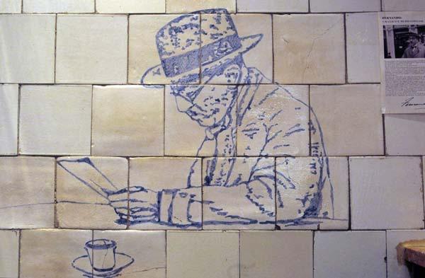 #Lisbona, Fernando Pessoa