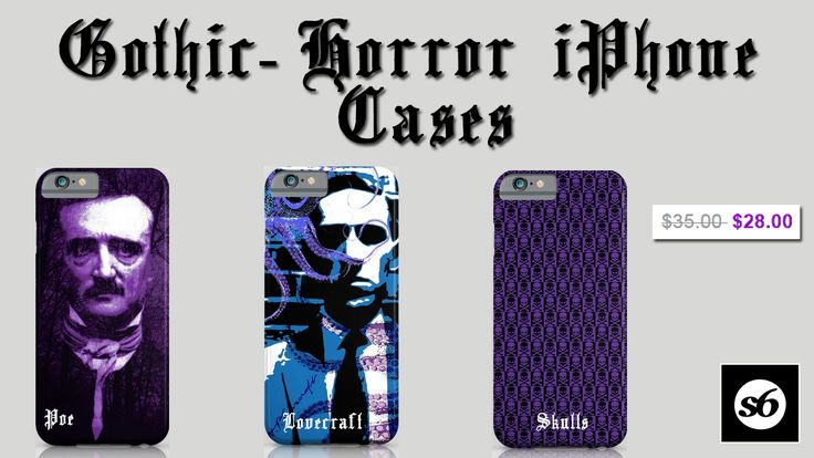 Gothic & Horror iPhone Cases Discount by Scar Design  #Lovecraft #Poe #iPhonecases #gothic #horror #gifts #giftsforhim #giftsforher #buyiphonecases #society #skulls #skull #skulliphonecase #lovecraftiphone #poeiphonecase