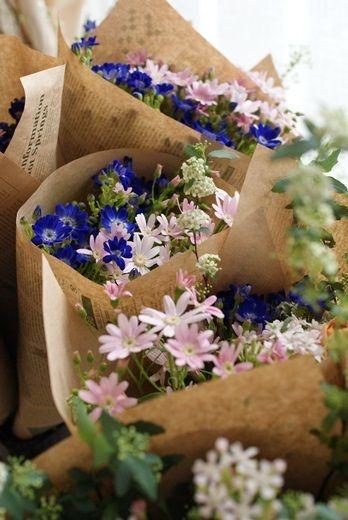 【花束定期便】新鮮なお花がほしいですか? | Flower noteの フラワーギフト&レッスン(横浜・上大岡)