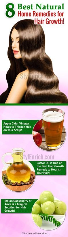 Who doesn't love the long lovely locks? We all love our hair and when it comes to their growth, nothing matches the power of nature. There are some handy and very effective #HomeRemedies that you can apply for #HairGrowth. Have a look here for more details!
