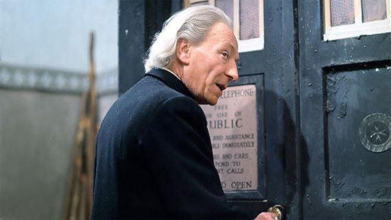 50th Anniversary Retrospective: The First Doctor   Doctor Who TV