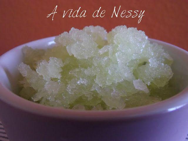 A vida de Nessy: Granizado de Meloa