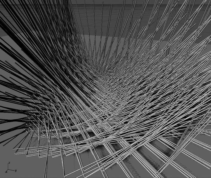 Image: Carlos Mancilla Amine Lachraf (Guatemala and Morocco) VI Edition students #parametricdesign #rhino3d #master #course #rhinoceros #grasshopper3d #revit #3Ddesign #3Dmodeling #architecture #nurbs #madrid #advanced