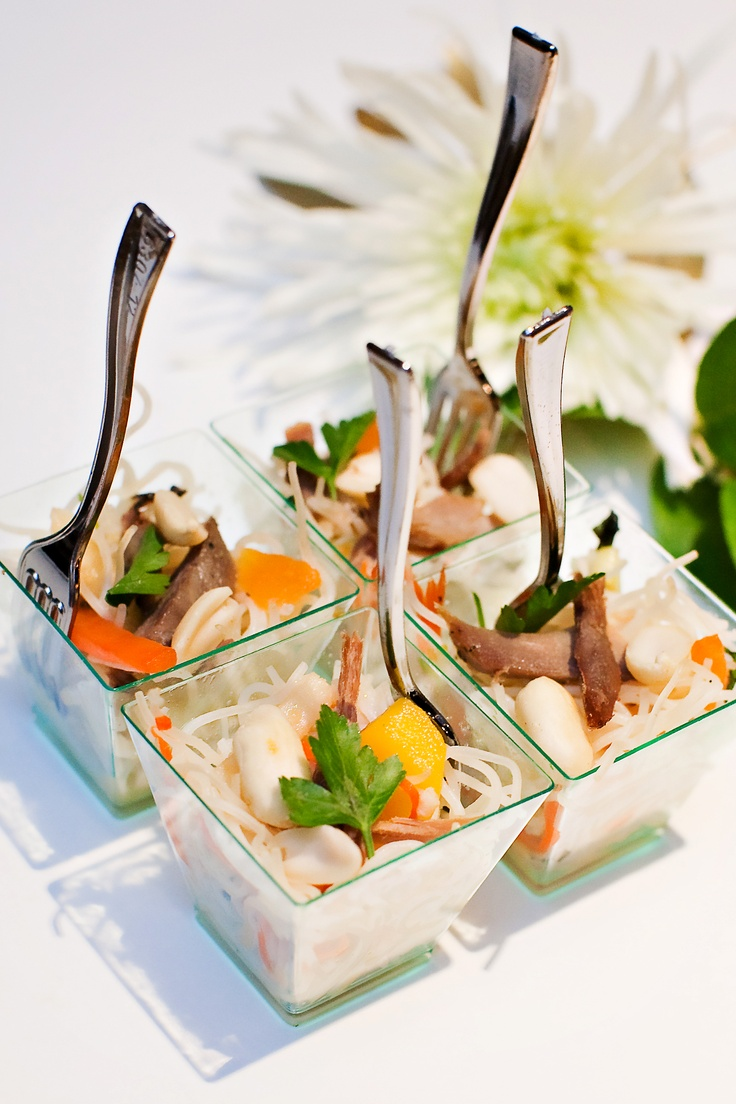 54 best images about canapes on pinterest vietnamese for Canape oriental