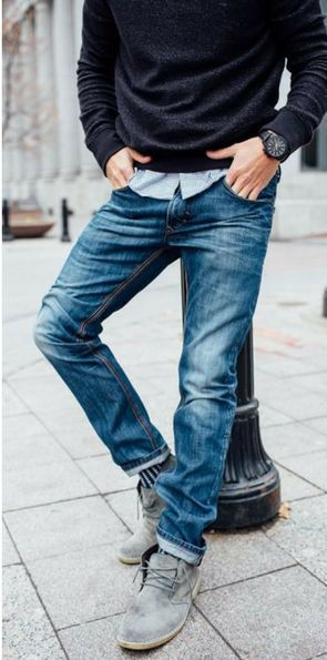 The 10 Best Jeans For Men in 2016 Women, Men and Kids Outfit Ideas on our website at 7ootd.com #ootd #7ootd