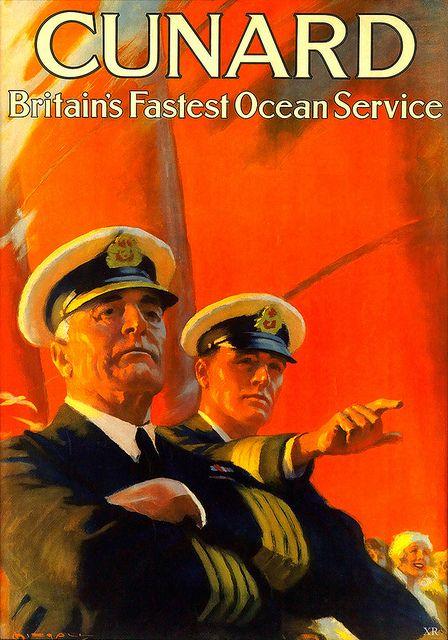 1937... fastest ocean service! | Flickr - Photo Sharing!