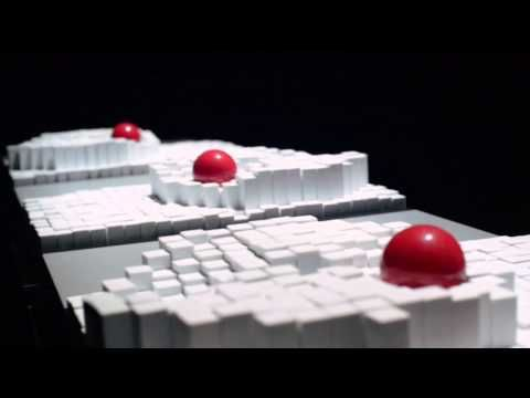 TRANSFORM: Nature and Machine by MIT Media Lab | Tangible Media Group - YouTube