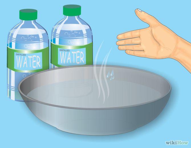 Wasser destillieren