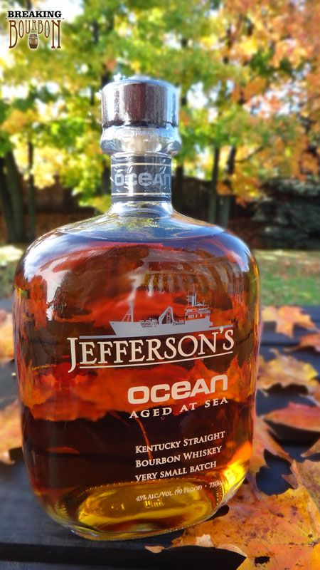 Jefferson's Ocean Aged at Sea 3