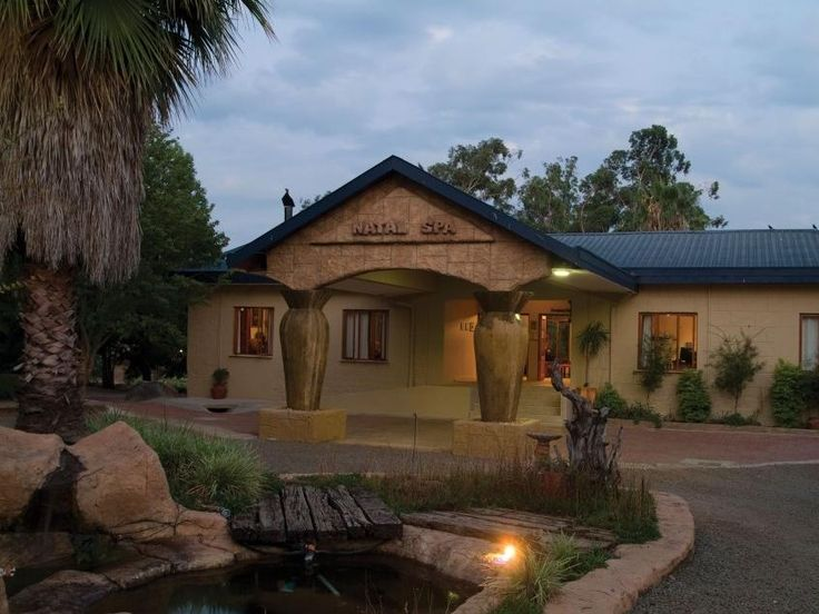 Vryheid Gooderson Natal Spa Hot Springs and Leisure Resort South Africa, Africa The 3-star Gooderson Natal Spa Hot Springs and Leisure Resort offers comfort and convenience whether you're on business or holiday in Vryheid. Offering a variety of facilities and services, the hotel provides all you need for a good night's sleep. Facilities for disabled guests, Wi-Fi in public areas, car park, room service, meeting facilities are on the list of things guests can enjoy. Guestrooms ...