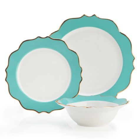 Sofia Dinnerware - Sets of 4 from Z Gallerie