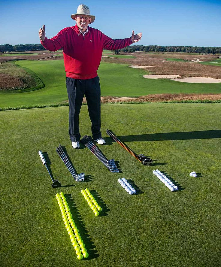 Dave Pelz has a tip to help you practice better and ...