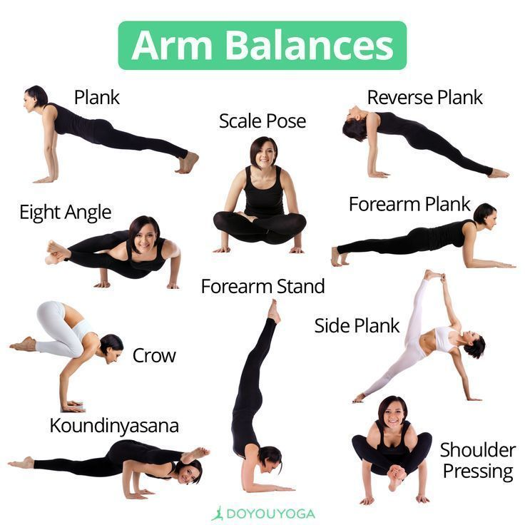 14+ Yoga asanas for balance trends