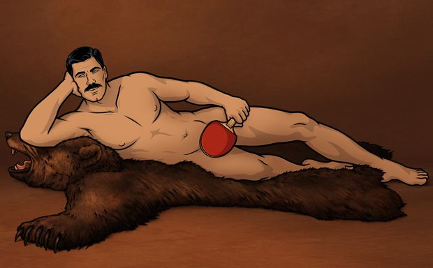 Sterling Archer Romantic Advice - Archer on Love and Sex - Esquire
