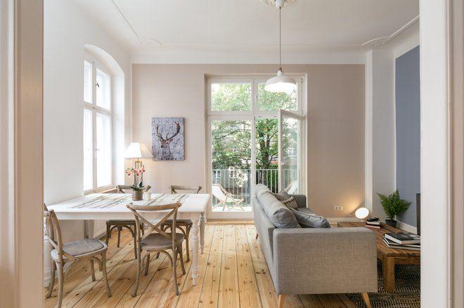 Landhausstil Esszimmer by A new cocoon   Hellblau und ...