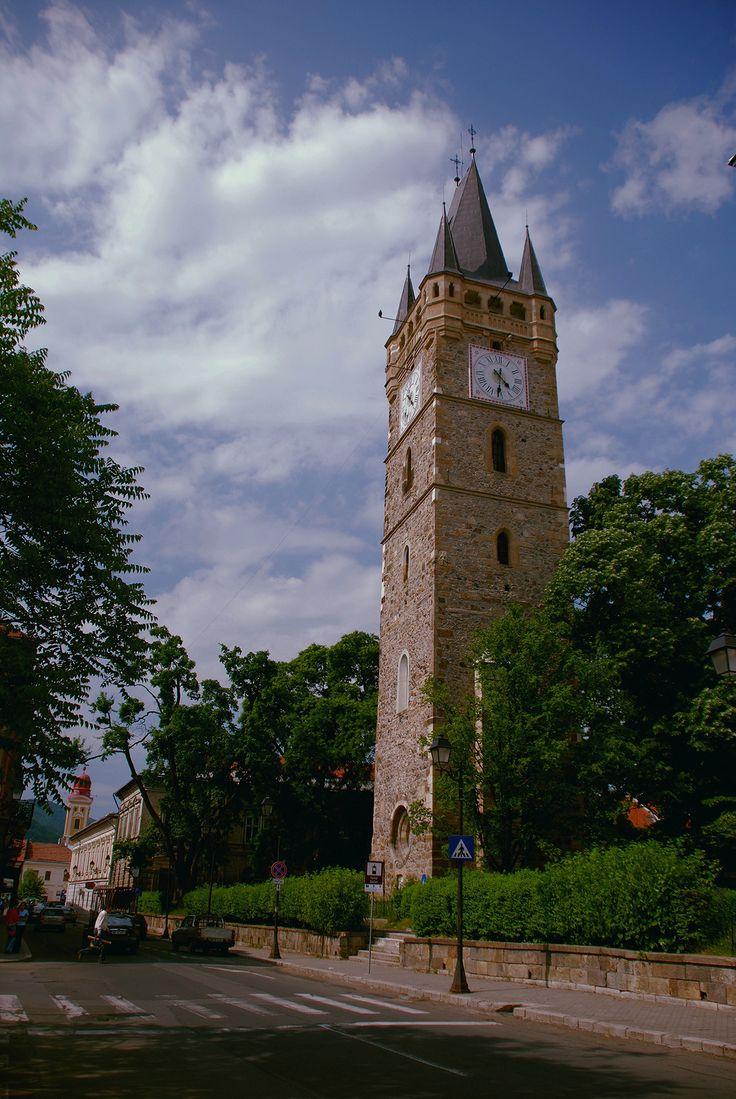 Romania Baia Mare The Saint Stephen's Tower 1387 | by MarculescuEugenIancuD60Alaska