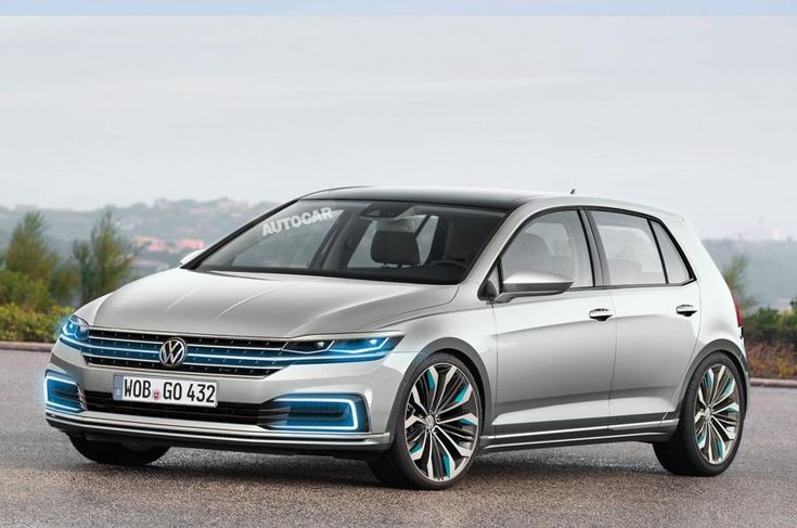 Launch of 2017 VW Golf (VW Golf Mk8) advanced to late 2016