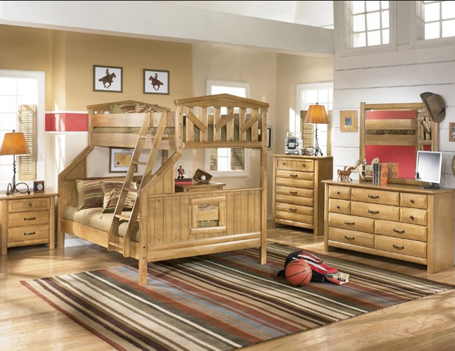 Youth Bedroom Furniture · Kids Bedroom DesignsBedroom ...