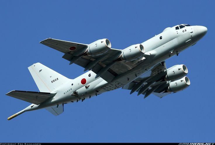 Kawasaki P-1 aircraft picture