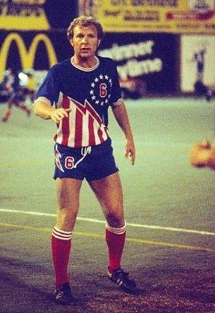 Bobby Moore San Antonio Thunder 1976