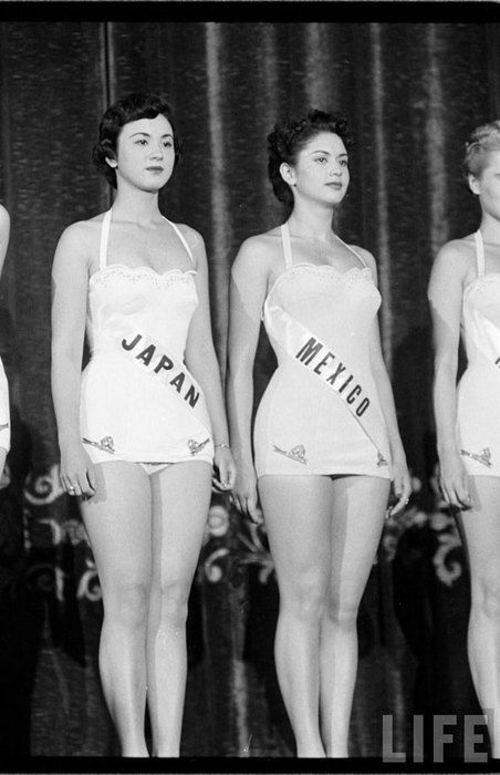 Miss Universe Competition  1953