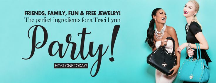 Traci Lynn Jewelry - Host a party online or in your home. Have a homeshow and virtual party simultaneously! Leave a comment so we can set up your online party