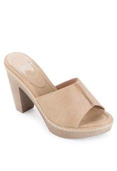 jual sepatu wanita murah berkualitas: Sepatu wanita Tracce Female Heel Sandal