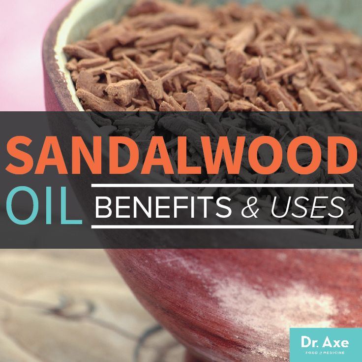 Sandalwood... Oil Benefits and Uses - Sandalwood is high in antioxidants that can help reduce damage caused by free radicals, which promote aging. Try adding 5 drops of sandalwood oil to an unscented lotion and applying it directly to the face for anti-aging benefits.