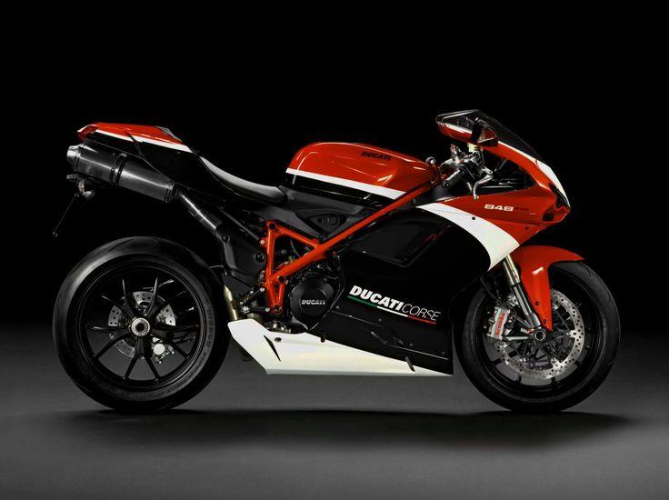 Picture Image Ducati Evo 848
